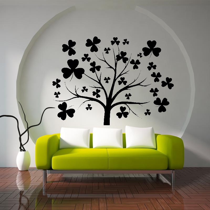 Samolepky na zeď - Samolepka na zeď - Strom štěstí