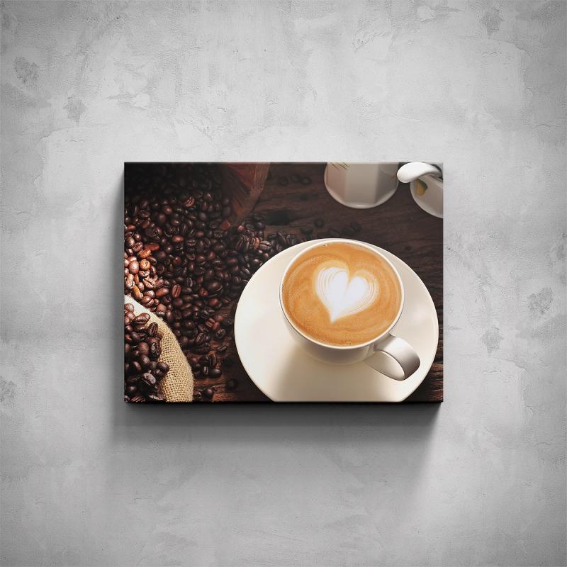 Obrazy - Obraz - Káva