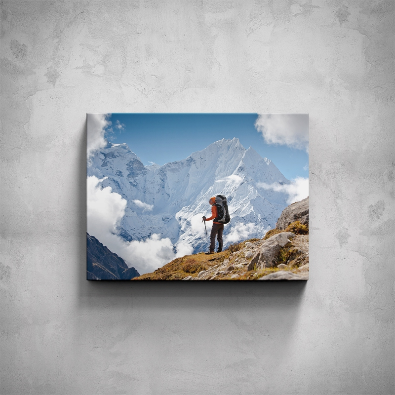 Obrazy - Obraz - Horolezec