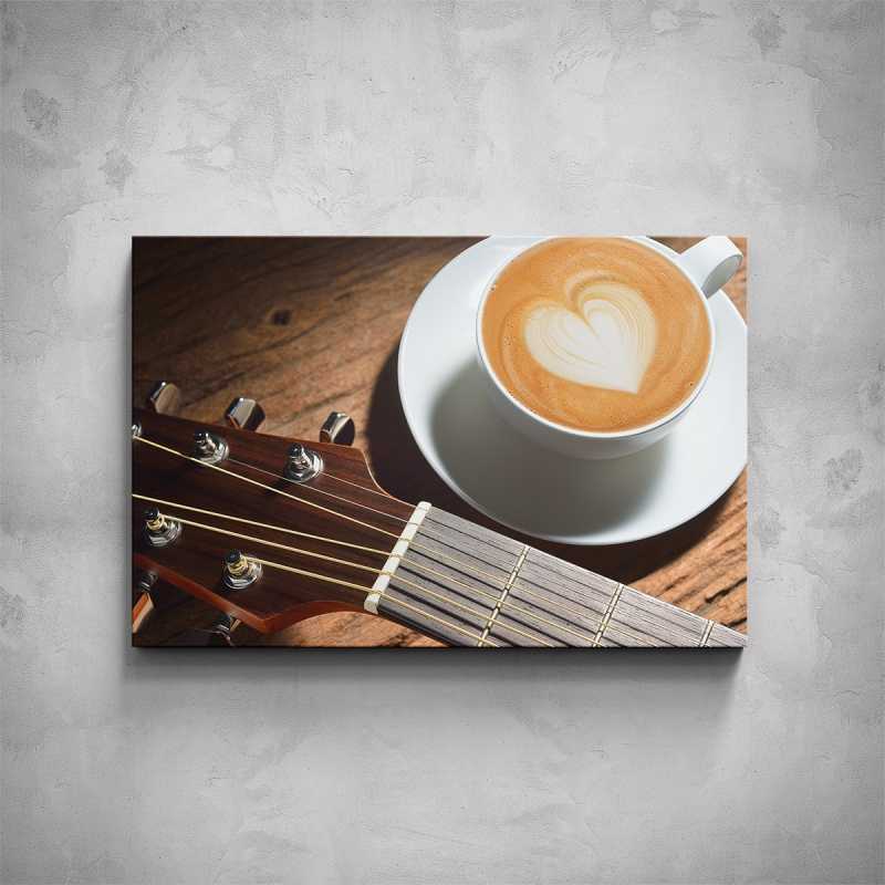 Obrazy - Obraz - Šálek kávy