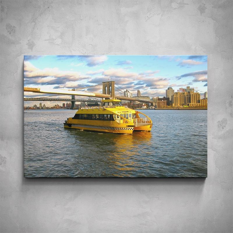 Obrazy - Obraz - Taxi trajekt