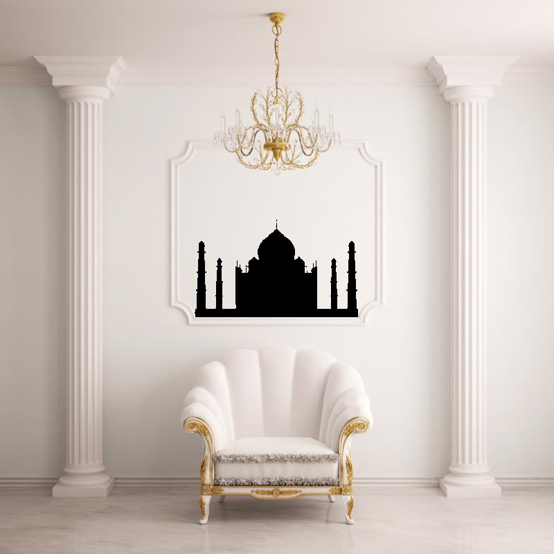 Samolepky na zeď - Samolepka na zeď - Taj Mahal