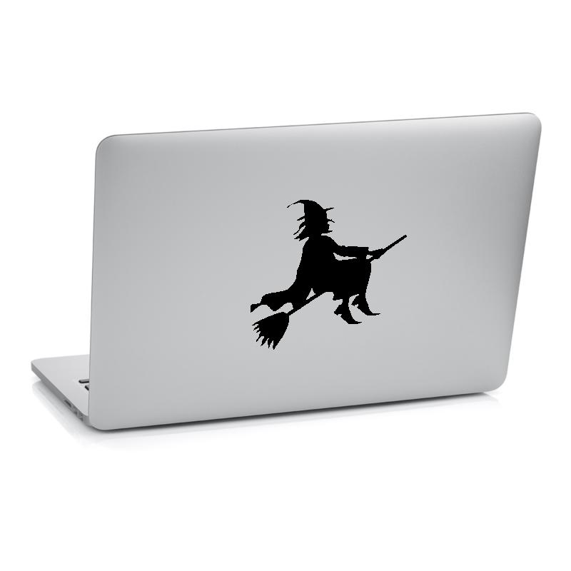 Samolepky na notebook - Samolepka na notebook - Čarodějnice