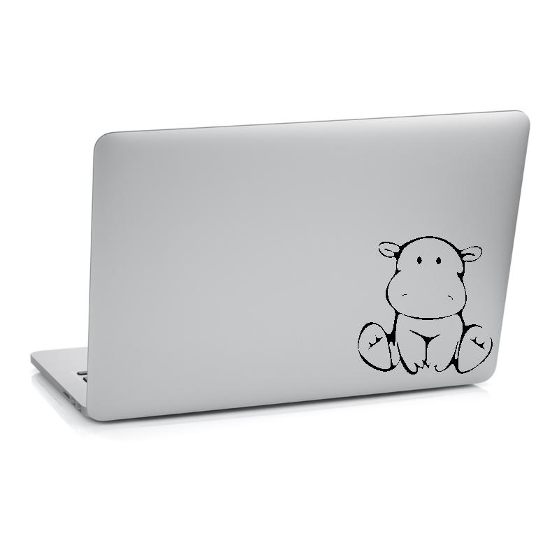 Samolepky na notebook - Samolepka na notebook - Hrošík