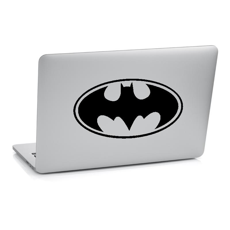 Samolepky na notebook - Samolepka na notebook - Batman znak