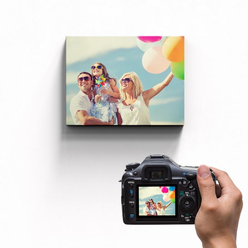 Fotoprodukty - Foto na plátně - 30x20 cm
