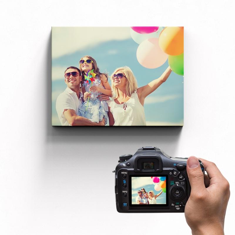 Fotoprodukty - Foto na plátně - 40x30 cm