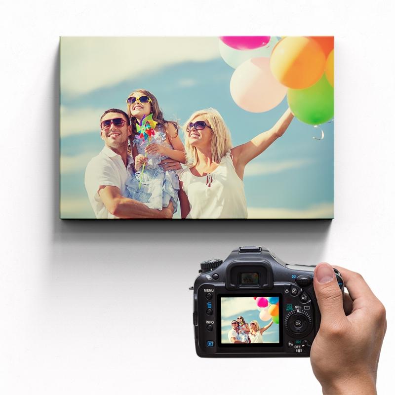 Fotoprodukty - Foto na plátně - 60x40 cm