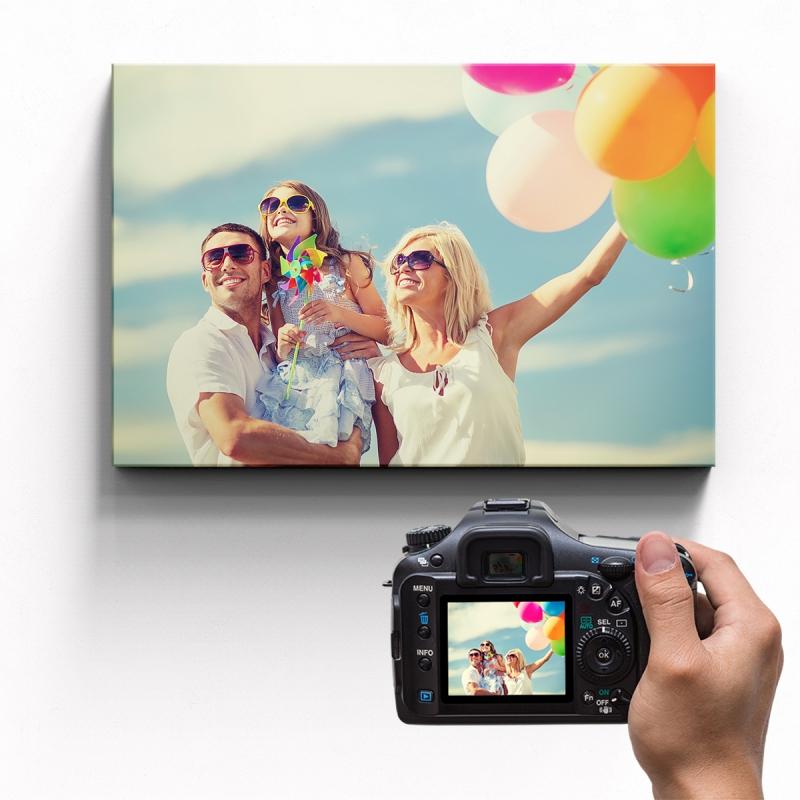 Fotoprodukty - Foto na plátně - 70x50 cm