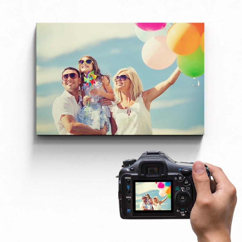 Fotoprodukty - Foto na plátně - 90x60 cm