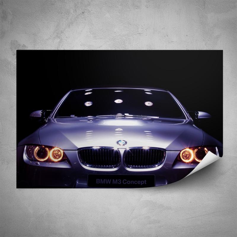 Plakáty - Plakát - BMW