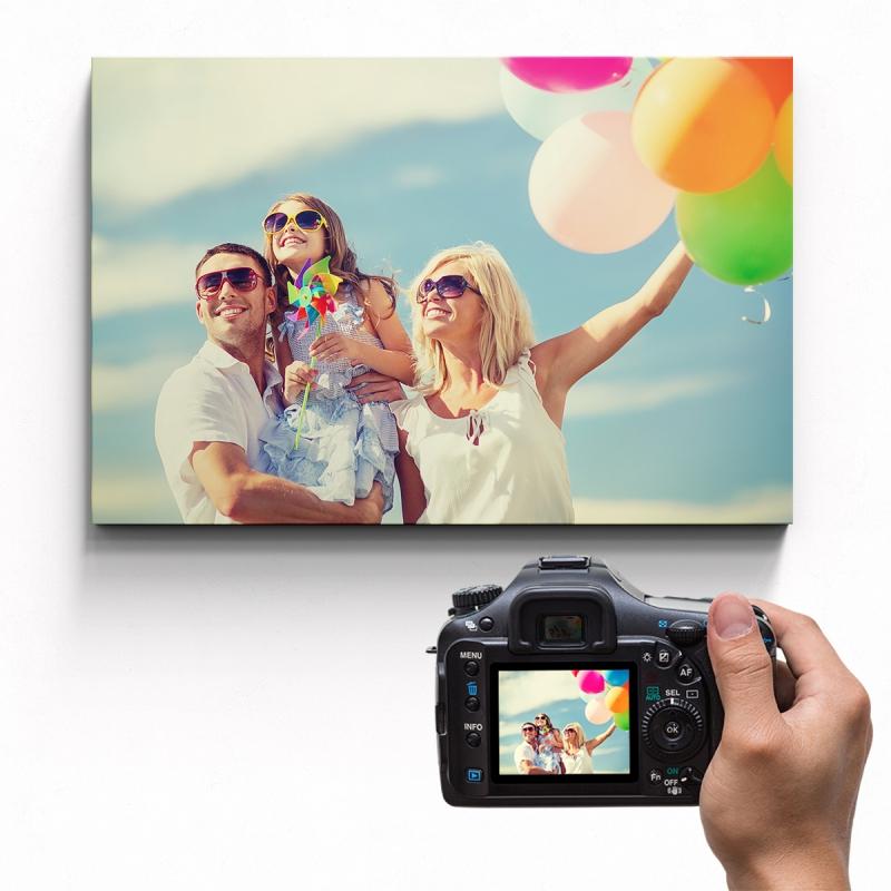 Fotoprodukty - Foto na plátně - 120x80 cm