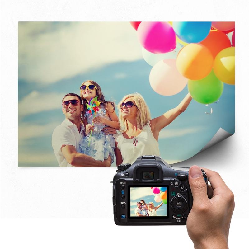 Fotoprodukty - Maxi foto - 90x60 cm