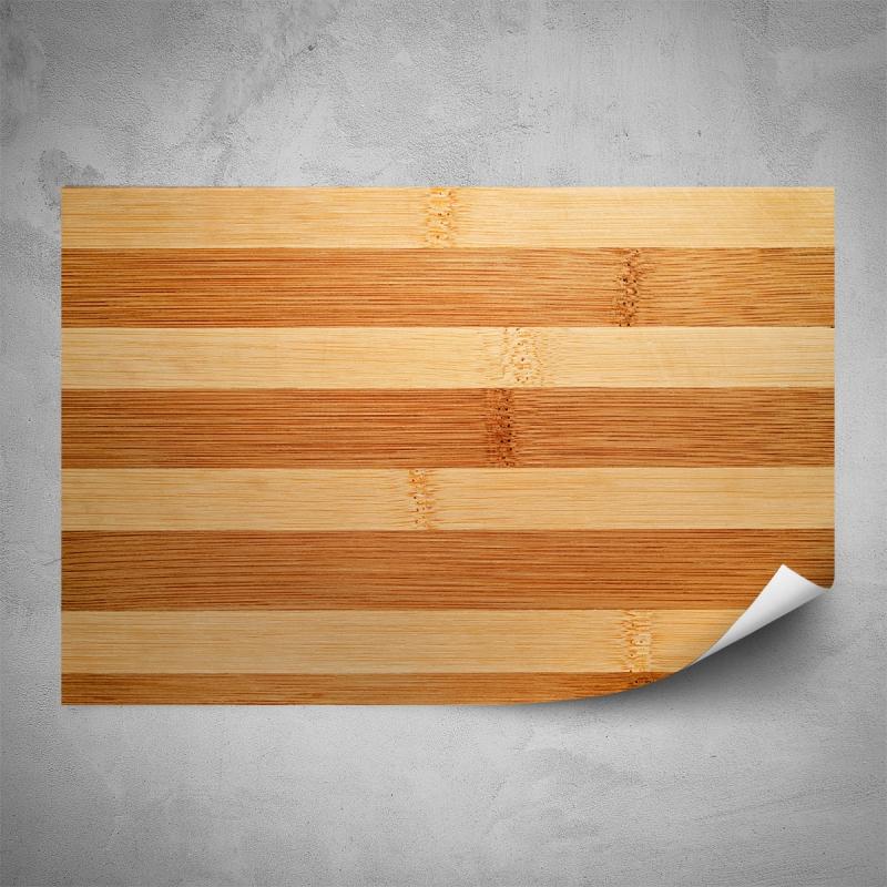 Plakáty - Plakát - Detail dřeva 2