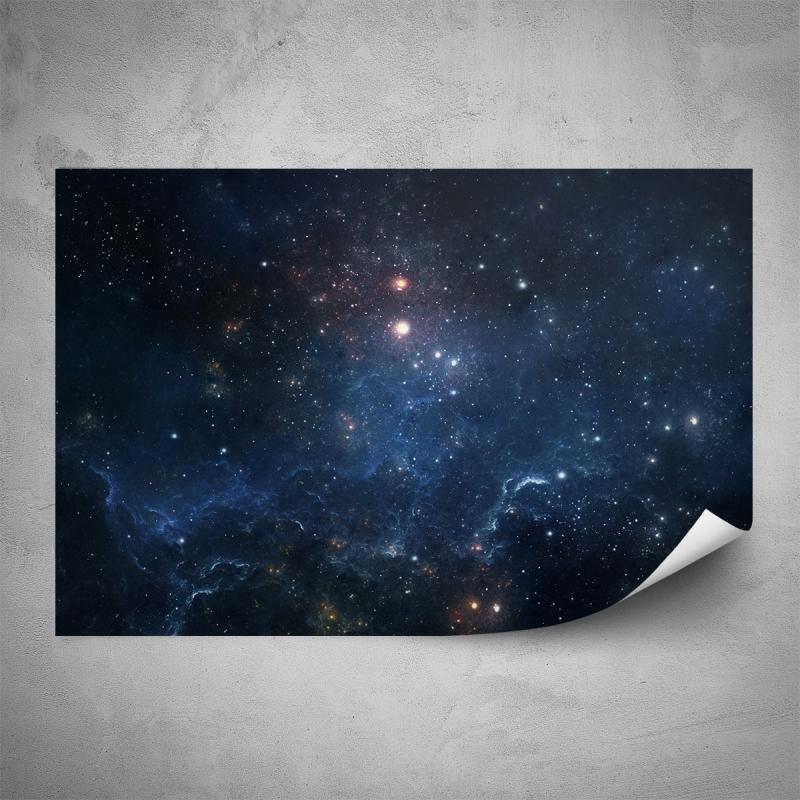 Plakáty - Plakát - Hvězdy ve vesmíru