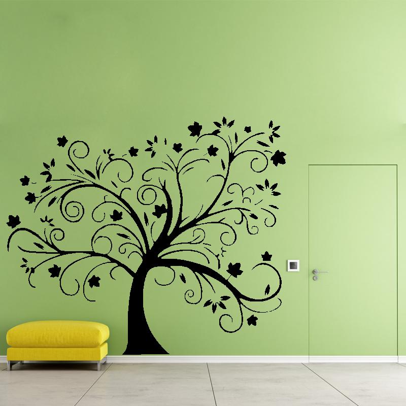 Samolepky na zeď - Samolepka na zeď - Strom art
