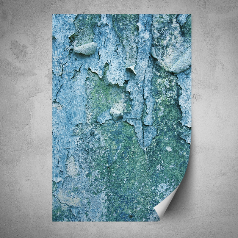 Plakáty - Plakát - Detail kůry