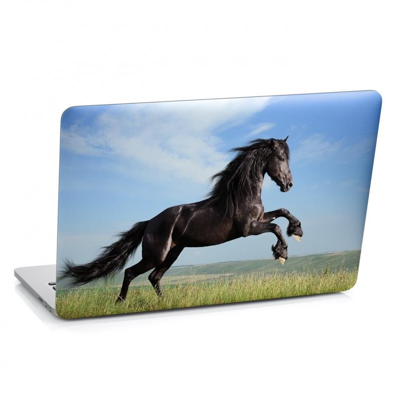 Samolepky na notebook - Samolepka na notebook - Hnědý kůň