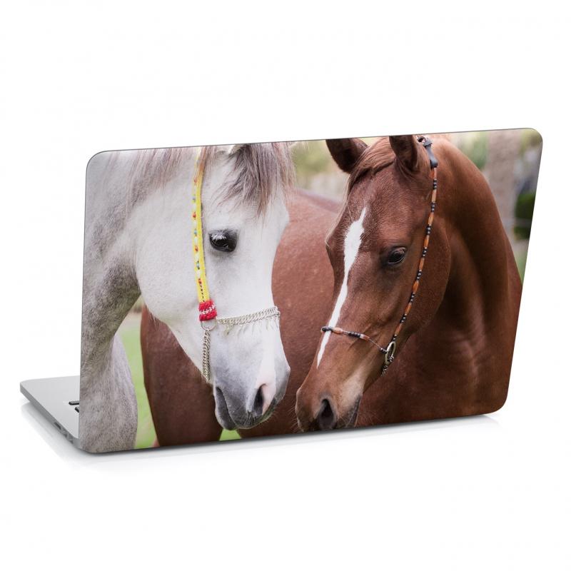 Samolepky na notebook - Samolepka na notebook - Koně