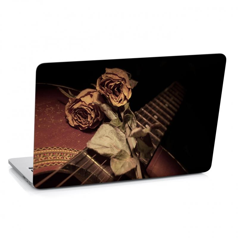 Samolepky na notebook - Samolepka na notebook - Růže