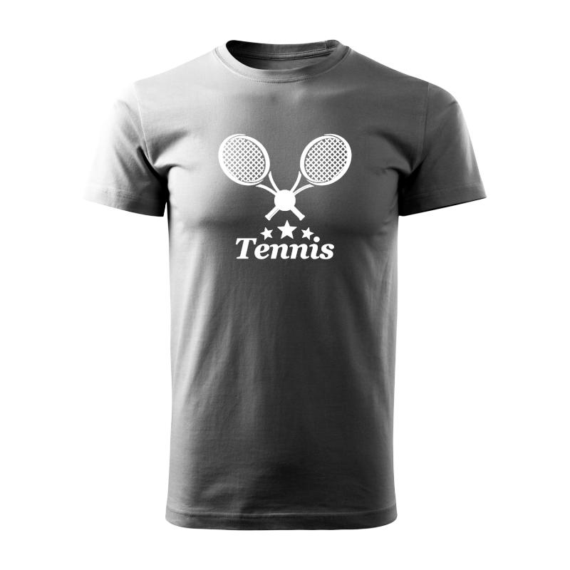Trička s potiskem - Tričko s potiskem - Tenis