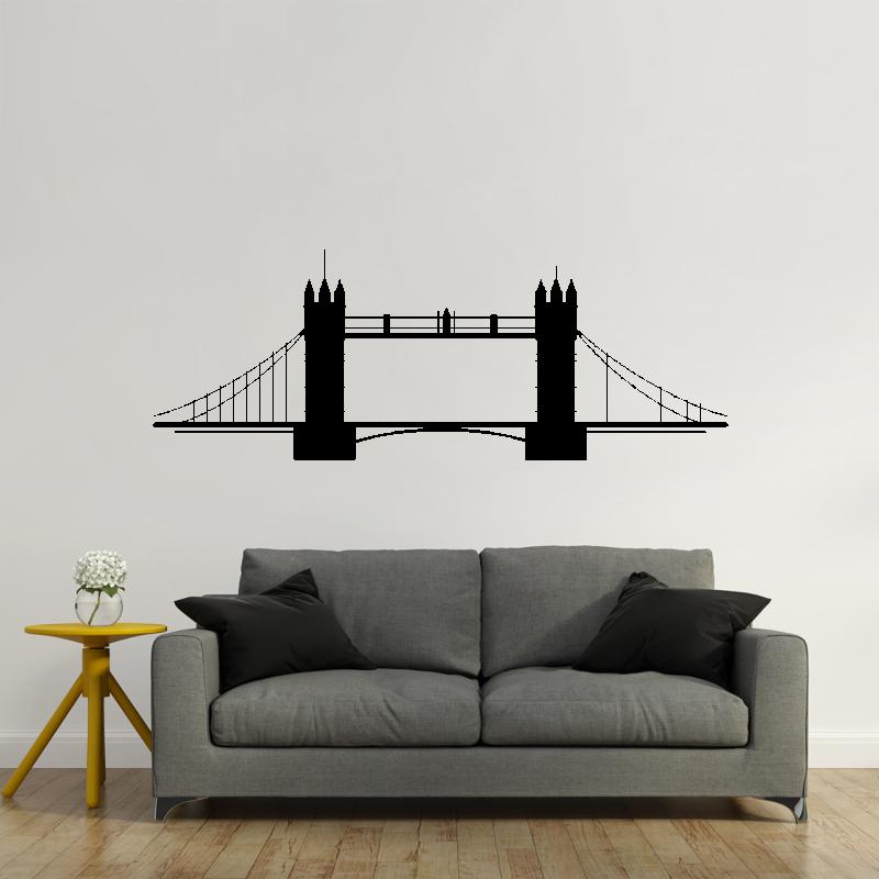 Samolepky na zeď - Samolepka na zeď - Tower Bridge