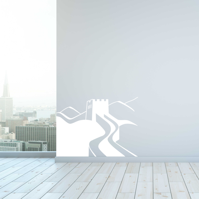 Samolepky na zeď - Samolepka na zeď - Velká Čínská zeď
