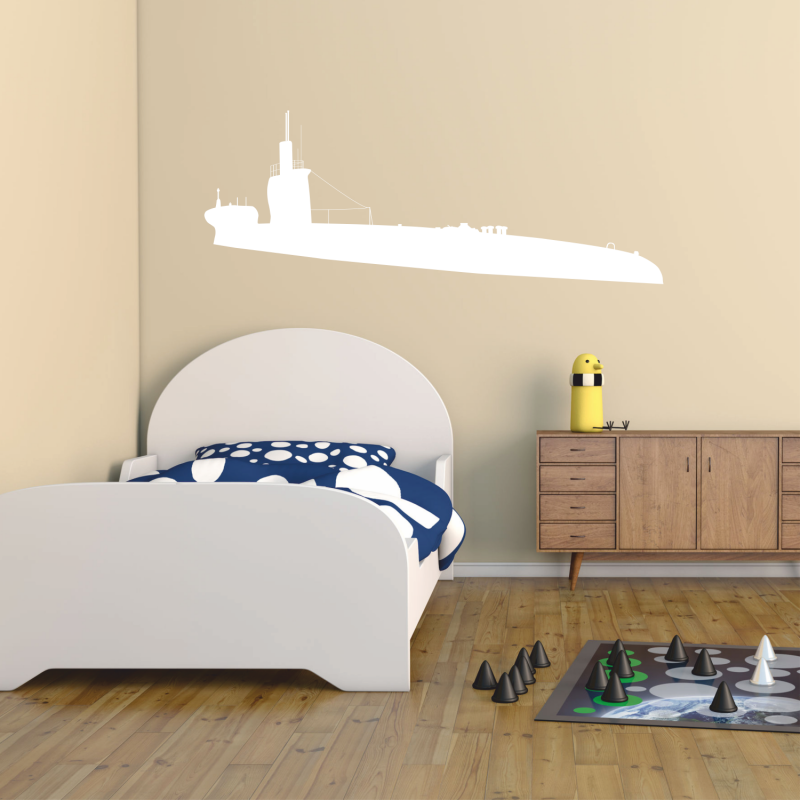 Samolepky na zeď - Samolepka na zeď - Ponorka