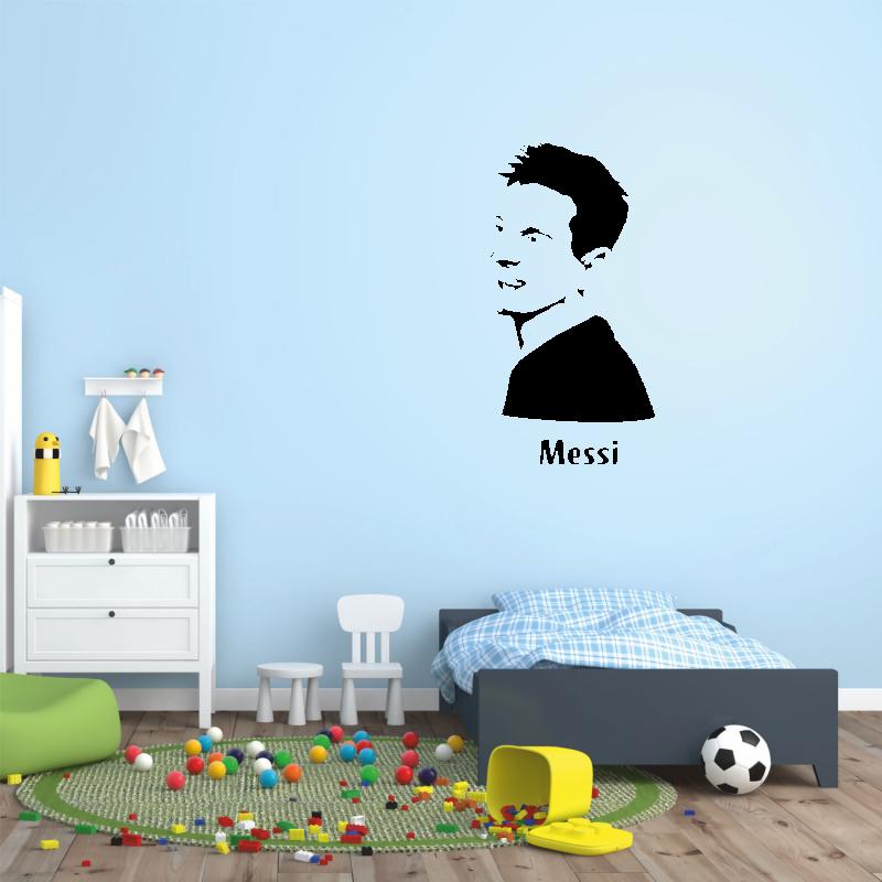Samolepky na zeď - Samolepka na zeď - Messi