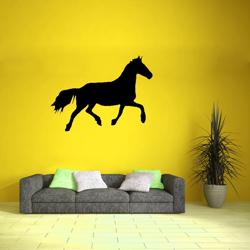 Samolepky na zeď - Samolepka na zeď - Kůň