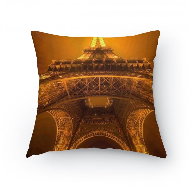 Polštářky - Polštářek - Eiffelova věž