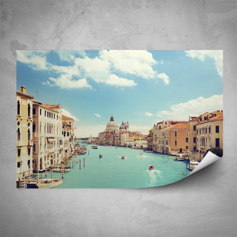Plakáty - Plakát - Benátky