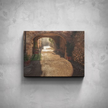 Obraz - Starověká ulička