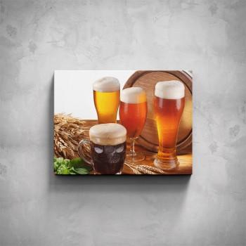Obraz - Pšeničná piva