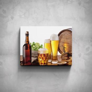 Obraz - Piva s chmelem