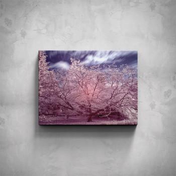 Obraz - Růžový strom