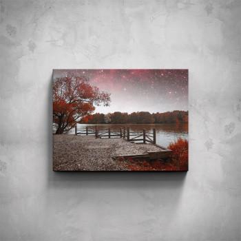 Obraz - Jezero
