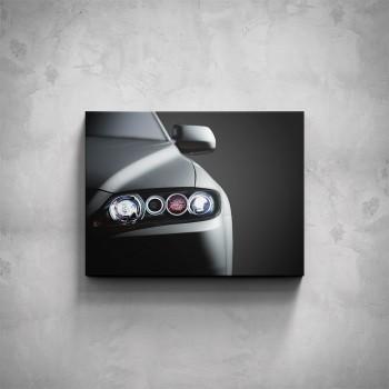 Obraz - Přední světlo u auta