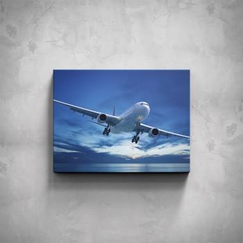 Obraz - Letadlo nad mořem