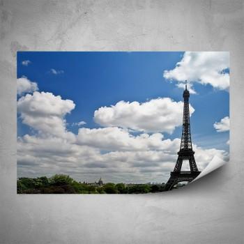 Plakát - Symbol Paříže