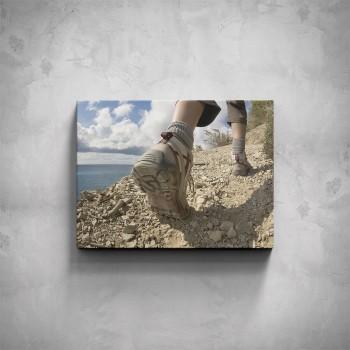 Obraz - Treková obuv