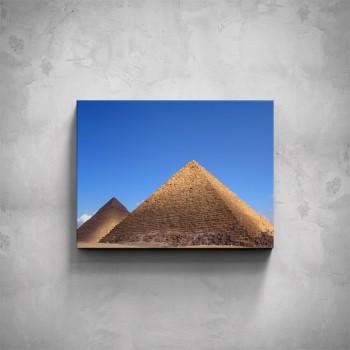 Obraz - Pyramida