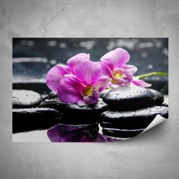 Plakát - Lávové kameny