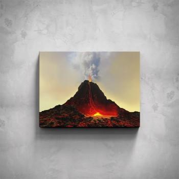 Obraz - Sopka