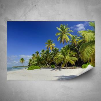 Plakát - Pláž Srí Lanka