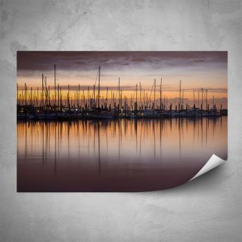 Plakát - Klidný přístav