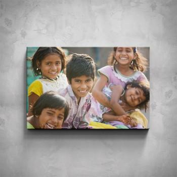 Obraz - Indické děti