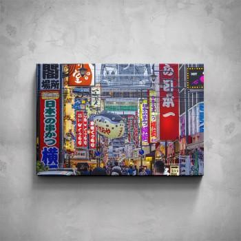 Obraz - Čínská čtvrť