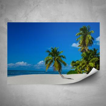 Plakát - Pláž Kapverdy