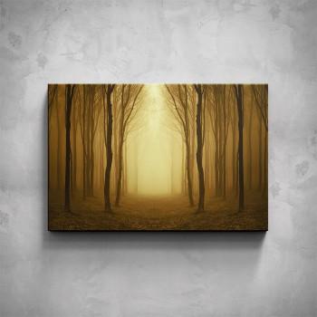 Obraz - Temný les